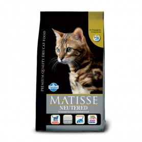 Hrana uscata pentru pisici Matisse Neutered 1kg (la cantar)