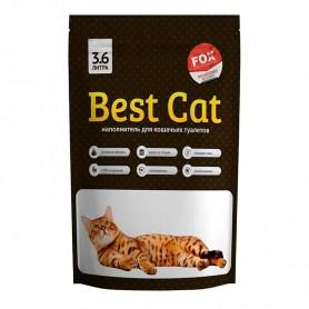 Asternut igienic din silicat Best Cat fara miros 3,6L