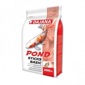 Hrana pentru pesti Dajana Pond Sticks Basic 28064 2000ml