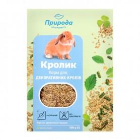 Hrana Priroda pentru iepuri 500g