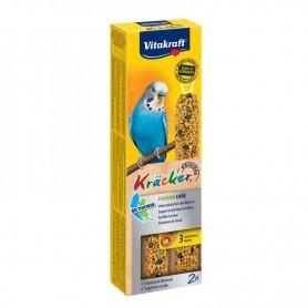 Hrana Vitakraft Kracker Feather Care pentru papagali perusi 60g