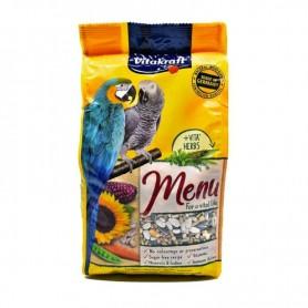Hrana Vitakraft Menu pentru papagali 1kg