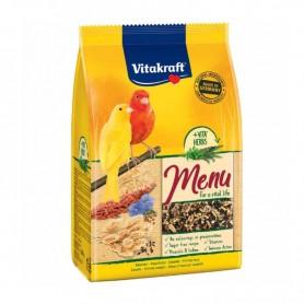 Hrana Vitakraft Menu pentru canari 500g
