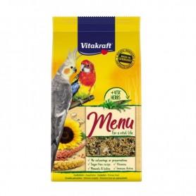 Hrana Vitakraft Menu pentru papagali perusi mari 1kg