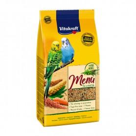 Hrana Vitakraft Menu pentru papagali perusi ondulati 1kg