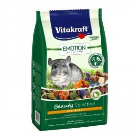 Hrana Vitakraft Emotion Beauty Selection pentru sinsila 600g