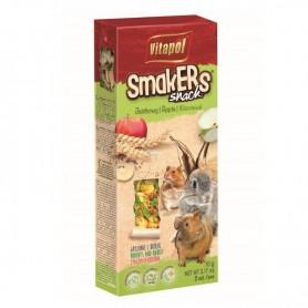 Hrana Vitapol Smakers cu fructe pentru rozatoare si iepuri 90g