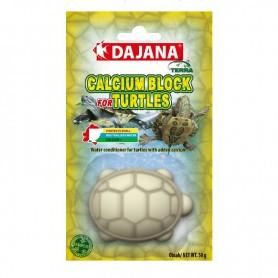 Bloc de calciu pentru broaste testoase Dajana 29012 45g
