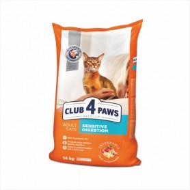 Hrana uscata pentru pisici Club 4 Paws Cat Sensitive Digestion 14kg