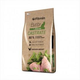 Hrana uscata pentru pisici Fitmin Purity GF Castrate Chicken-Breast 10kg