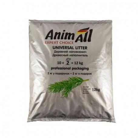 Asternut igienic lemnos AnimAll 12kg