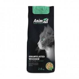 Asternut igienic lemnos AnimAll menta 2,8kg