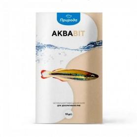 Hrana pentru pesti Priroda Aquavit PR740119 10g