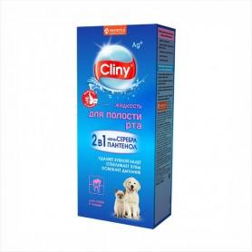 Жидкость для полости рта Cliny 2в1 300мл