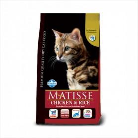 Hrana uscata pentru pisici Matisse Chicken & Rice 1kg (la cantar)