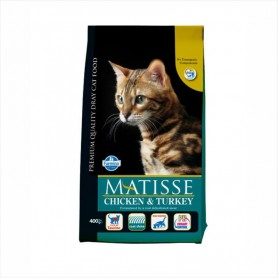 Hrana uscata pentru pisici Matisse Chicken & Turkey 1kg (la cantar)