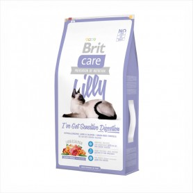 Hrana uscata pentru pisici Brit Care Cat Lilly I've Sensitive Digestion 1kg (la cantar)