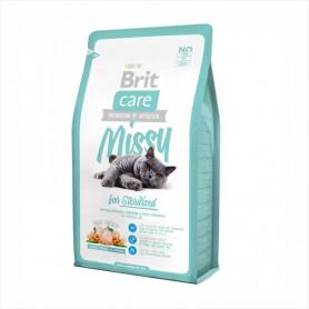 Hrana uscata pentru pisici Brit Care Cat Missy for Sterilised 1kg (la cantar)