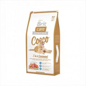Hrana uscata pentru pisici Brit Care Cat Cocco I'm Gourmand 1kg (la cantar)