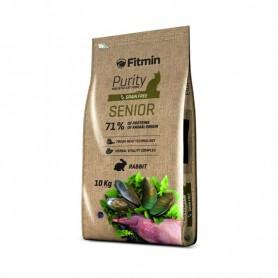 Hrana uscata pentru pisici Fitmin Purity Senior Rabbit 1kg (la cantar)