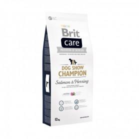 Hrana uscata pentru caini Brit Care Champion Salmon & Herring 12kg