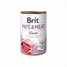 Conserva Brit Pate & Meat Lamb 400g