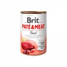 Conserva Brit Pate & Meat Beef 400g