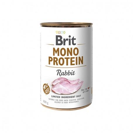 Conserva Brit Mono Protein Rabbit 400g